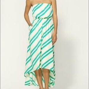 BNWOT COLLECTIVE CONCEPTS STRAPLESS MAXI DRESS MED